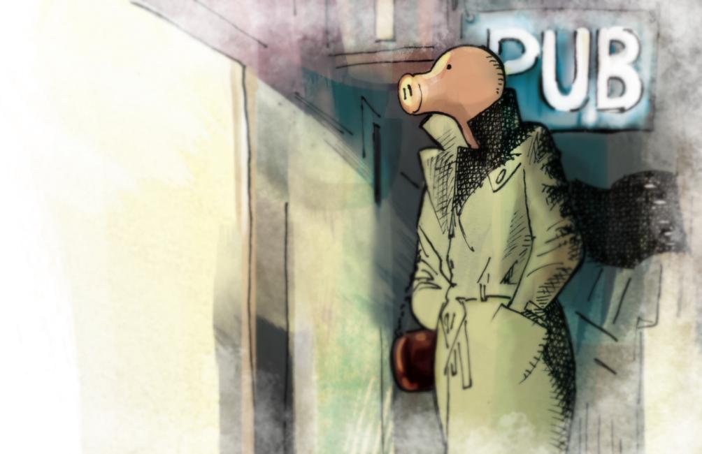 Graphic novel: La strada giusta e Verso Casa – Ad aprile